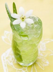Cách làm nước nha đam uống vừa mát vừa đẹp da đơn giản