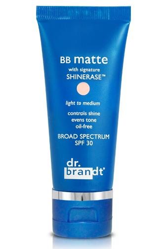 Kem dưỡng da  Dr. Brandt BB matte with SHINERASE