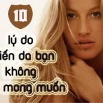 Kem dưỡng da: 10 lý do khiến da bạn không như mong muốn